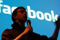Mark Zuckerberg Bild: flickr/Andrew Feinberg