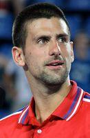 Novak Đoković  Bild: Novak_Djokovic_Hopman_Cup_2011.jpg: Spekoek / de.wikipedia.org