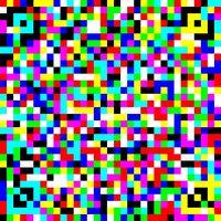 """Just Another Barcode: So sieht der bunte JAB Code des Fraunhofer SIT aus.  Bild: """"obs/Fraunhofer-Institut für Sichere Informationstechnologie SIT/Fraunhofer SIT"""""""