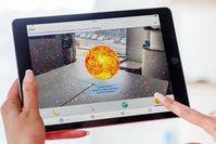 Neutrino: Augmented Reality zeigt Teilchen