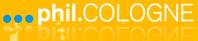 Logo der phil.COLOGNE