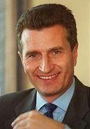 Günther Oettinger Bild: lpd-bw.de