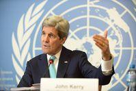 John Kerry Bild: UN Geneva, on Flickr CC BY-SA 2.0