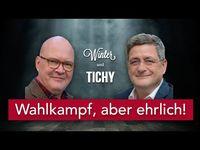 """Bild: Screenshot Video: """"5 vor 12: Wahlkampf, aber ehrlich!"""" (https://youtu.be/IR9WRjVxxNw) / Eigenes Werk"""
