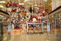 Konjunktur, Weihnachten, Handel (Symbolbild)