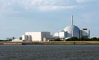 Kernkraftwerk Brokdorf Bild: Alois Staudacher / de.wikipedia.org