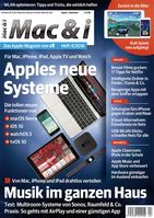 """Bild:  """"obs/c't/Mac & i 4/16"""""""