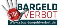 Initiative www.stop-bargeldverbot.de