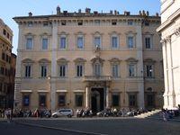 Sitz des Associazione Bancaria Italiana