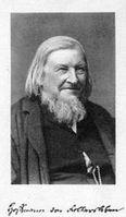 August Heinrich Hoffmann von Fallersleben Signierte Fotografie Bild: de.wikipedia.org