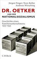 """Cover """"Dr. Oetker und der Nationalsozialismus"""""""