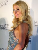 Paris Hilton at the opening of The Star casino in Sydney, Australia on March 30, 2012.