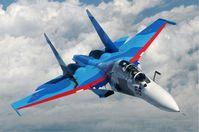 Eine Sukhoi Su-30