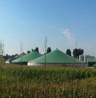 Biogasanlage: Auch sie reduziert Resistenzen nicht.