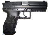 Heckler & Koch HK P30, Dienstpistole der Bundespolizei