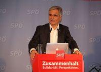 Werner Faymann Bild: SPÖ Tirol, on Flickr CC BY-SA 2.0