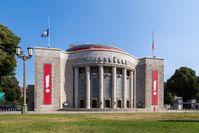 Volksbühne Berlin (Sommer 2015)