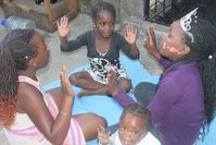 Kinder in Simbabwe (Symbolbild)