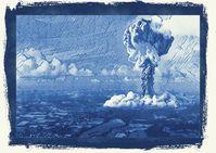 Nur geisteskranke Menschen und Organisationen würden Atombomben nutzen (Symbolbild)