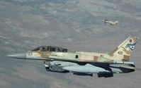 Israelische Luftwaffe: F-16I Sufa