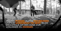 Brutale Trainingsmethoden: Ausschnitt aus dem neuen PETA-Video. Bild: © PETA
