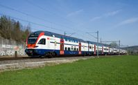 Neuester Triebzug der SBB