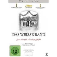 """""""Das weisse Band"""" DVD Cover"""