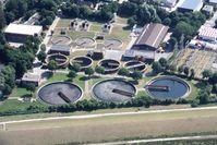 Kläranlage in Emden