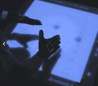 Eingabesystem: Hände rocken. Bild: oblong.com