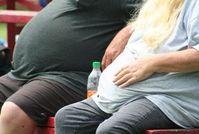 Zu dick: Übergewicht fördert das Krebsrisiko. Bild: flickr.com/Tony Alter