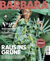 """Barbara Nr. 27. Weiterer Text über ots und www.presseportal.de/nr/118476 / Die Verwendung dieses Bildes ist für redaktionelle Zwecke honorarfrei. Veröffentlichung bitte unter Quellenangabe: """"obs/Gruner+Jahr, BARBARA"""""""