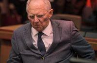 Wolfgang Schäuble (2017), Archivbild