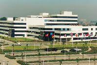 Zentrale von EUROCONTROL in Brüssel.