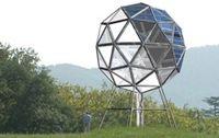 Diamante versorgt Mehrfamilienhaus mit Strom. Bild: enel.it