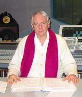 Der am 5. Dezember 2007 verstorbene Künstler Karlheinz Stockhausen, 2004
