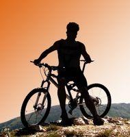 Mountainbiker: Fahrräder denken künftig mit. Bild: Thommy Weiss, pixelio.de