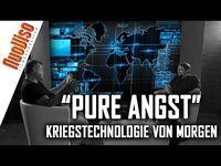 """Bild: Screenshot Video: """"""""Pure Angst"""" Kriegstechnologie von Morgen - Dirk Pohlmann im NuoViso Talk"""" (https://youtu.be/h4YvX3rpjzc) / Eigenes Werk"""