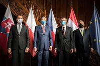"Bild: Facebookaccount ""Viktor Orbán"" / Eigenes Werk"