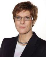 Annegret Kramp-Karrenbauer Bild: cdu-saar.de