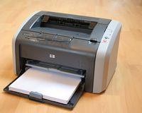Laserdrucker für Heimanwendungen