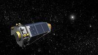 Kepler-Weltraumteleskop: Suche nach erdähnlichen Planeten.