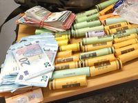 Beschlagnahmtes mutmaßliches Diebesgut / Bild: Bundespolizei