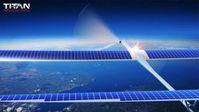 """Solarflugzeug: Erster """"Solara"""" wird 2014 ausgeliefert. Bild: titanaerospace.com"""