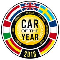 "Logo ""Car of the Year"" 2018 Bild: ""obs/Gruner+Jahr, STERN"""