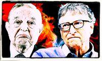 George Soros und Bill Gates