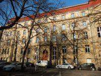 Sitz der Stiftung Wissenschaft und Politik in Berlin