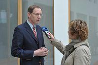 Der Geschäftsführer der Initiative Neue Soziale Marktwirtschaft (INSM), Hubertus Pellengar. Bild: INSM