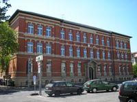 Goetheschule Ilmenau, typisches Schulgebäude aus der Gründerzeit