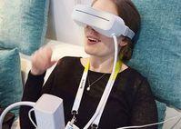 """""""Aurai Eye Massager"""": Design derzeit noch etwas unhandlich"""
