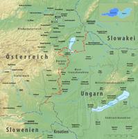 Grenzverlauf Österreich-Ungarn